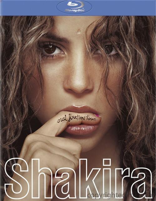 Shakira: The Oral Fixation Tour Blu-ray