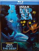 IMAX: Deep Sea / Into The Deep Blu-ray