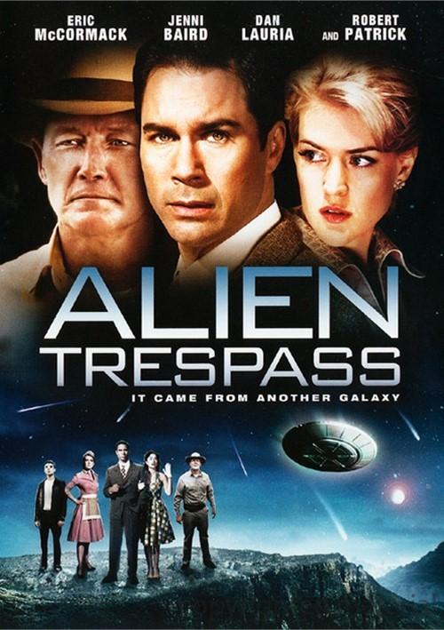 Alien Trespass Movie