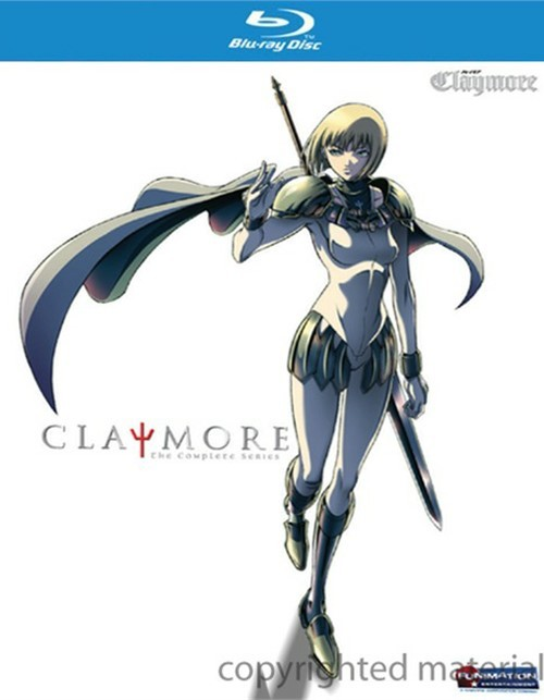 Claymore: Complete Collection Blu-ray