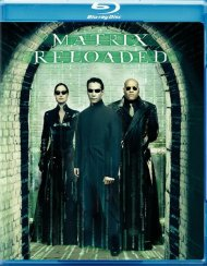 Matrix Reloaded, The Blu-ray