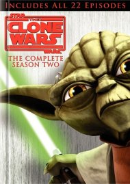 Star Wars: The Clone Wars - The Complete Season Two Movie