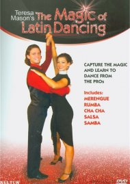 Magic Of Latin Dancing With Teresa Mason, The Movie