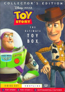 Toy Story: The Ultimate Toy Box - 3 Disc Collectors Set Movie