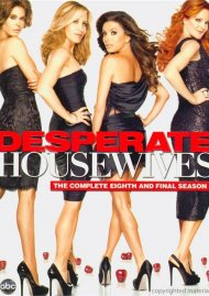 Desperate Housewives: The Complete Eighth And Final Season Movie