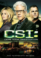CSI: Crime Scene Investigation - The Thirteenth Season Movie