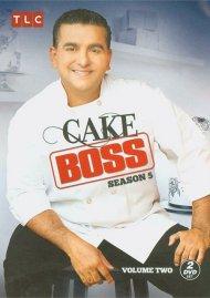 Cake Boss: Season 5 - Volume 2 Movie