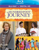Hundred-Foot Journey, The (Blu-ray + Digital HD) Blu-ray