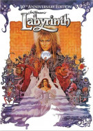 Labyrinth: 30th Anniversary Edition Movie
