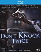 Dont Knock Twice (Blu-ray + DVD + Combo) Blu-ray