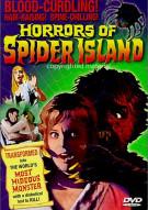 Horrors Of Spider Island (Alpha) Movie