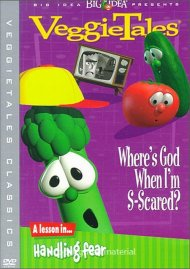Veggie Tales: Wheres God When Im S-Scared Movie