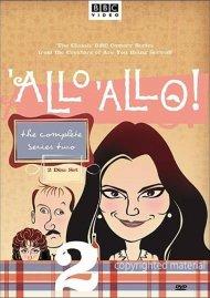 Allo Allo!: Complete Series Two Movie