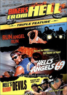 Bikers From Hell (3 Pack) Movie