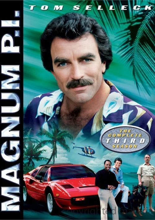 Magnum P.I.: The Complete Third Season Movie