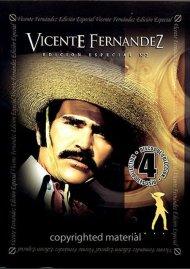 Vicente Fernandez: Edicion Especial No. 2 (4 Pack) Movie