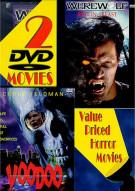 Voodoo/ Werewolf Movie
