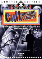 Cult Horror Classics: Limited Edition 8 DVD Box Set Movie