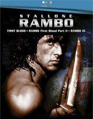 Rambo Box Set Blu-ray
