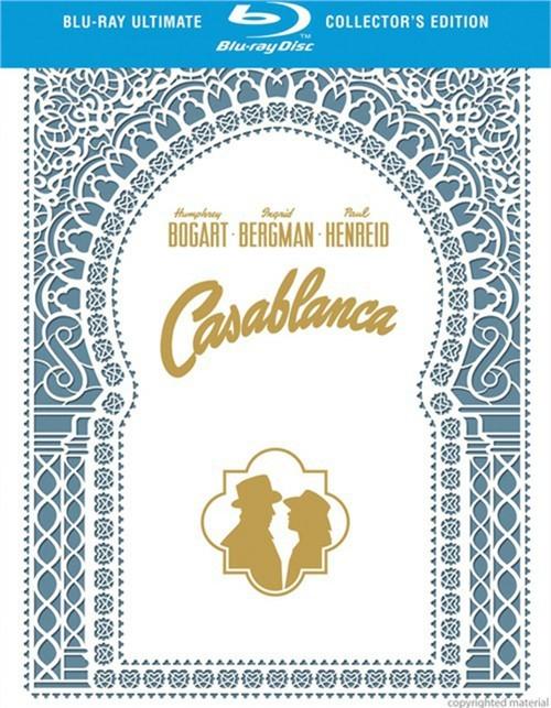 Casablanca: Ultimate Collectors Edition Blu-ray