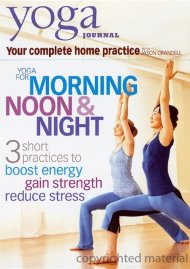 Yoga Journal: Yoga For Morning, Noon & Night With Jason Crandell Movie