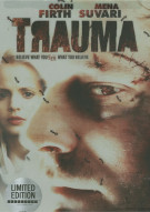 Trauma (Steelbook) Movie
