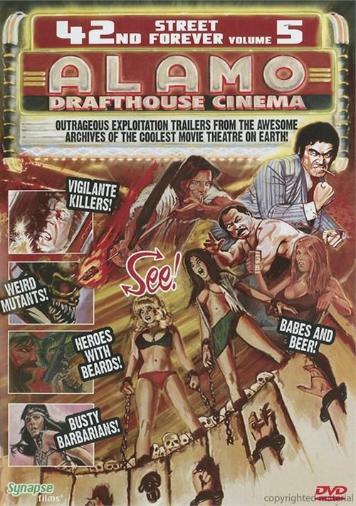 42nd Street Forever: Volume 5 - Alamo Drafthouse Cinema Movie