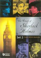 Rivals Of Sherlock Holmes: Set 2 Movie