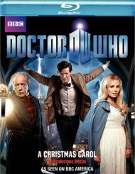 Doctor Who: A Christmas Carol Blu-ray
