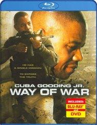 Way Of War, The (Blu-ray + DVD Combo) Blu-ray