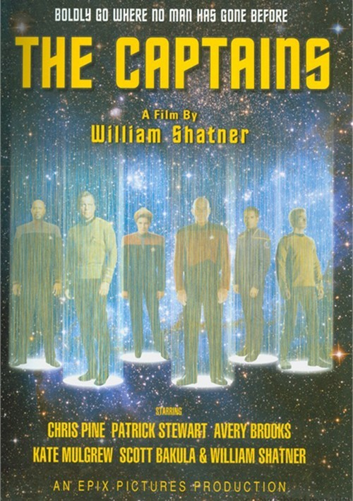 Captains, The: A Film By William Shatner Movie