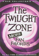 Twilight Zone, The: More Fan Favorites Movie