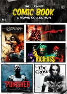 Ultimate Comic Book, The: 5 Film Collection Movie