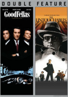Goodfellas / The Untouchables (Double Feature) Movie