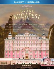 Grand Budapest Hotel, The Blu-ray