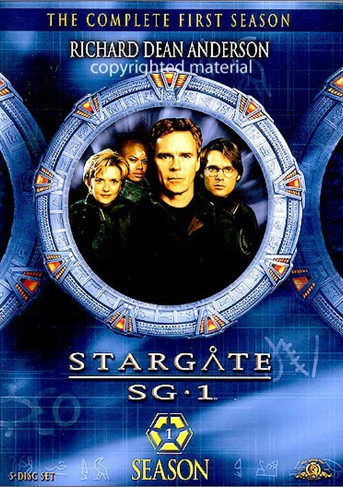 Stargate SG-1: The Complete First Season Movie