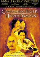 Crouching Tiger, Hidden Dragon Movie