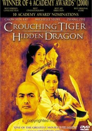 Crouching Tiger, Hidden Dragon Movie