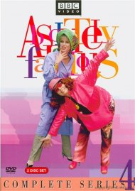 Absolutely Fabulous: Complete Series 4 Movie