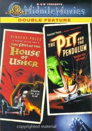 Fall Of The House Of Usher / Pit & The Pendulum, The (Double Feature) Movie