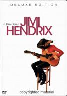 Jimi Hendrix:  Deluxe Edition Movie