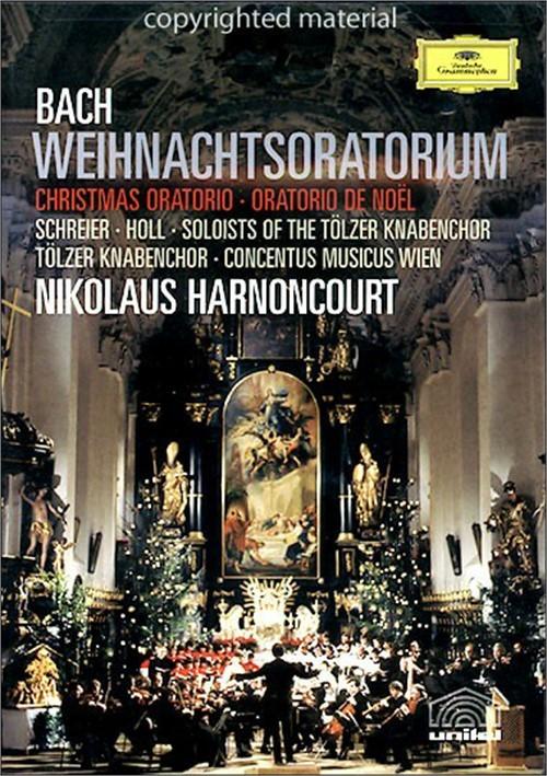 Bach: Weihnachtsoratorium Movie