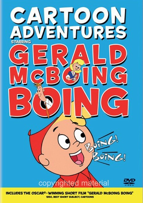 Cartoon Adventures Starring Gerald McBoing Boing Movie