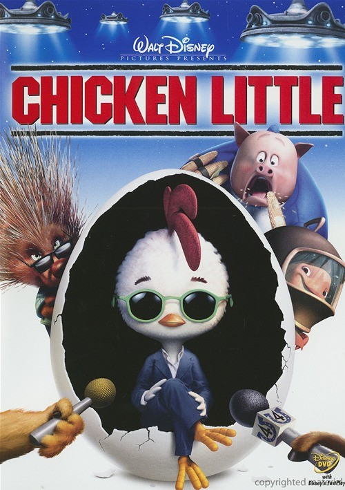 Chicken Little Movie