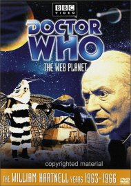 Doctor Who: The Web Planet Movie