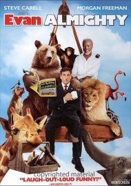 Evan Almighty (Widescreen) Movie