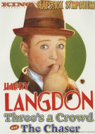 Harry Langdon: Threes A Crowd / The Chaser Movie