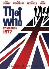 Who, The: At Kilburn 1977 Movie