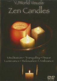 VJWorld Visuals: Zen Candles Movie