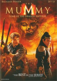 Mummy, The: Tomb Of The Dragon Emperor (Widescreen) Movie